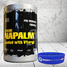 Fitness Authority FA Xtreme Napalm with Vitargo 1kg pre workaut muscle pump