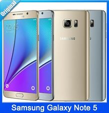 """Samsung Galaxy Note 5 SM-N920A (FACTORY UNLOCKED) 5.7"""" - Black/White/Silver/Gold"""