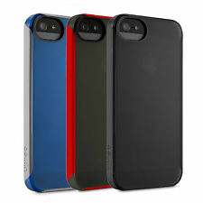 Original Belkin iPhone 5/5S/SE Grip Exhibit Modular TPU Schutz Rückschale