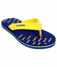 Lotto Yellow Daily Wear Flip Flops (Lotto Yellow)