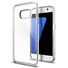 Spigen®Samsung Galaxy S7 Case Neo Hybrid Crystal [CLEAR BACK PANEL]