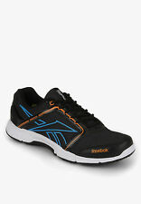 Reebok Mens Original Run Stream Black Casual Sports Shoes