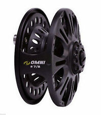 SHAKESPEARE FLY FISHING OMNI REEL 6/7 7/8 WT #7 #8 1282796 1282797 GAME SALMON