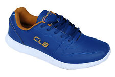 Columbus Brand Mens Navy Casual Light weight Sports Shoes F2