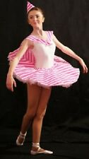Dance-Ballet-Girls-Ladies-Stage-Solo-Show-CANDY CANE SET All Ages & Sizes