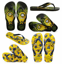 Nuevo Havaianas 2016 Minions Top Flip Flops & Sandals Men & Women