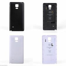 Wireless Qi Charging Receiver Back Cover For Samsung Galaxy Note 4 N910 WITH NFC