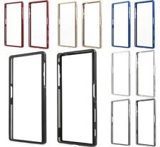 2-in-1 Slide-on Metal Bumper Frame Case Cover For Sony Xperia Z5 / Z5 Dual