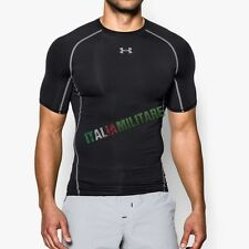 T-shirt Under Armour HeatGear Armour Compression Nera