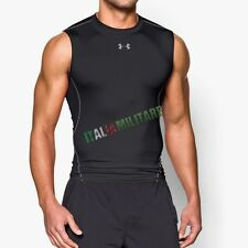 T-shirt Under Armour HeatGear Armour Compression Smanicata