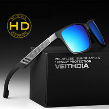 Men's Aluminum Polarized Driving Sunglasses Sports Mirrored Sun Glasses Eyewear