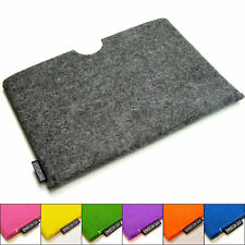 "iPad Pro 12.9"" felt sleeve case wallet, UK MADE, PERFECT FIT, 5 great colours!"