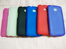 BRAND NEW SILICON CASE COVER POUCH FOR HTC DESIRE 601