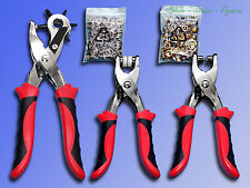 Revolver Punch, Push Buttons Tongs, Eyelets Tongs, Studs Rivet Tongs, Poppers