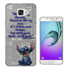 458 Ohana Family cool Case Cover For Samsung Galaxy J1 J3 J5 A3 A5 S5 S6 S7 Edge