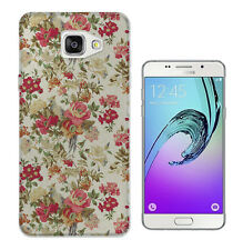 585 Shabby Chic Floral Case Cover For Samsung Galaxy J3 J5 A3 A5 S5 S6 S7 Edge