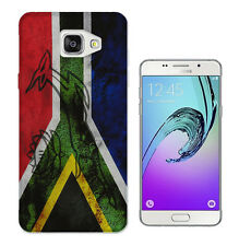 587 South African flag Case Cover For Samsung Galaxy J3 J5 A3 A5 S5 S6 S7 Edge