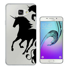 C274 Collage Unicorn Case Cover For Samsung Galaxy J1 J3 J5 A3 A5 S6 S7 Edge