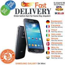 BRAND NEW SAMSUNG GALAXY S4 Mini i9195 8GB Unlocked LTE 4G NFC SMARTPHONE