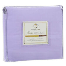 Clara Clark 1800 Premier Deep Pocket 4 Piece Bed Sheet Sets-Twin Size