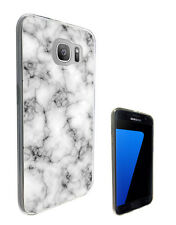 1229 Marble Texture Case Cover For Samsung Galaxy J1 J3 J5 A3 A5 S6 S7 Edge