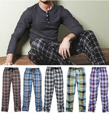 Mens Lounge Pants Pyjamas Nightwear Loungewear Trouser Bottoms S M L XL