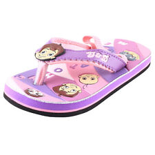 Chhota Bheem Flip Flops With Strap - Purple