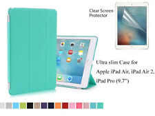 """Tri-fold Magnetic Ultra Slim  Smart Cover Case for iPad Air Air2  iPad Pro 9.7"""""""