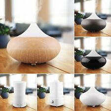 Aroma Diffuser Ultraschall Luftbefeuchter Purifier Nebel Humidifier 7 Farben-LED