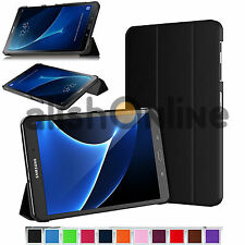 "Smart Leather Tablet Folio Stand Case Cover For Samsung Galaxy Tab A 8"", A 9.7"""