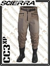 Scierra CC3 XP breathable wader belt 3 layers with boot