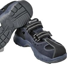 SCARPE SANDALI DA LAVORO ANTINFORTUNISTICHE ESTIVE S1 COMODE WIND SECOR SUPER 46