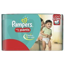 Pampers Light & Dry Diaper Pants Medium | Large | Ex Large Size