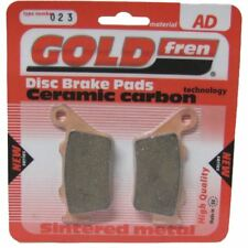 Brake Disc Pads Rear R/H Goldfren for 2007 BMW G 650 X Moto