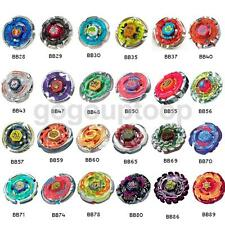 Set of Spinning Top Rapidity Metal Beyblade 4D System Fusion Fight Master Toys