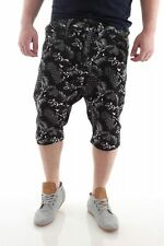Humör Lago Sweat Shorts kurze Hose black flow