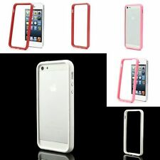 Stylish Great Combo Plastic & TPU Bumper Case Cover For iPhone 5S iPhone 5 4""