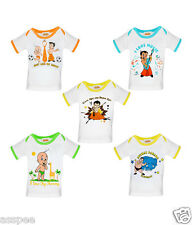 Chhota Bheem Printed Round Neck Cotton T-Shirt for Baby Boys - Pack of 5