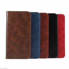 Crazy Horse Horizontal Magnetic Leather Flip Cover for Samsung Galaxy Note5