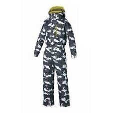 BOY'S DARE 2B SNOW MONSTER WHITE CAMO WATERPROOF & BREATHABLE SKI & WINTER SUIT