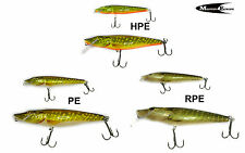 SALMO  LURES PIKE FLOATING 16CM 11CM