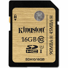 Kingston Professional UHS-I SDHC/SDXC Flash  for Digital Camera and Camcorder