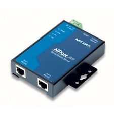 NPORT 5210 MOXA - Convertitore Ethernet / Due porte Seriali Rs232