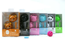 3.5mm Cartoon Earphone Earbuds Headset For iPhone 4 5 6plus iPad Samsung HTC MP3