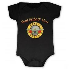 GUNS N ROSES Sweet Child of Mine Baby Infant Toddler ONE PIECE BODYSUIT 12-24 Mo