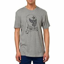 VANS GREY MENS ROLLO ATHLETIC HEAVY T-SHIRT  All Sizes