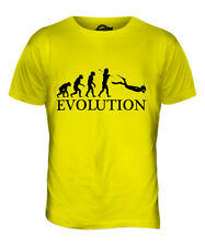 SCUBA DIVING EVOLUTION OF MAN MENS T-SHIRT TEE TOP GIFT DIVER