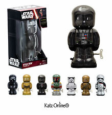 STAR WARS Clockwork Figure Collection Toy Darth Vader Kylo Ren Stormtrooper Yoda