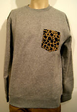 Carhartt Eaton Pocket Sweat Herren Sweat Farbe Grey/Camo