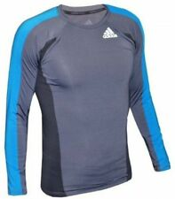 Adidas Long Sleeve Rashguard Grey